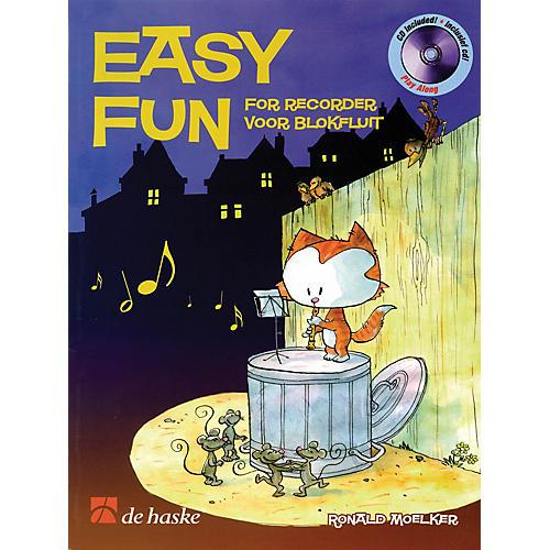 De Haske Music Easy Fun for Recorder De Haske Play-Along Book Series