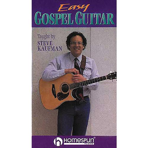 Hal Leonard Easy Gospel Guitar