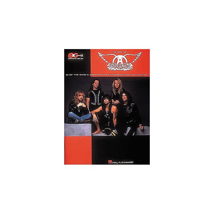 Hal LeonardEasy Guitar - Best Of Aerosmith Guitar Tab Book