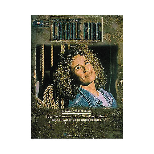Hal Leonard Easy Guitar - Best Of Carole King Book