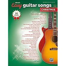 Alfred Easy Guitar Songs: Christmas Easy Hits Guitar TAB Songbook