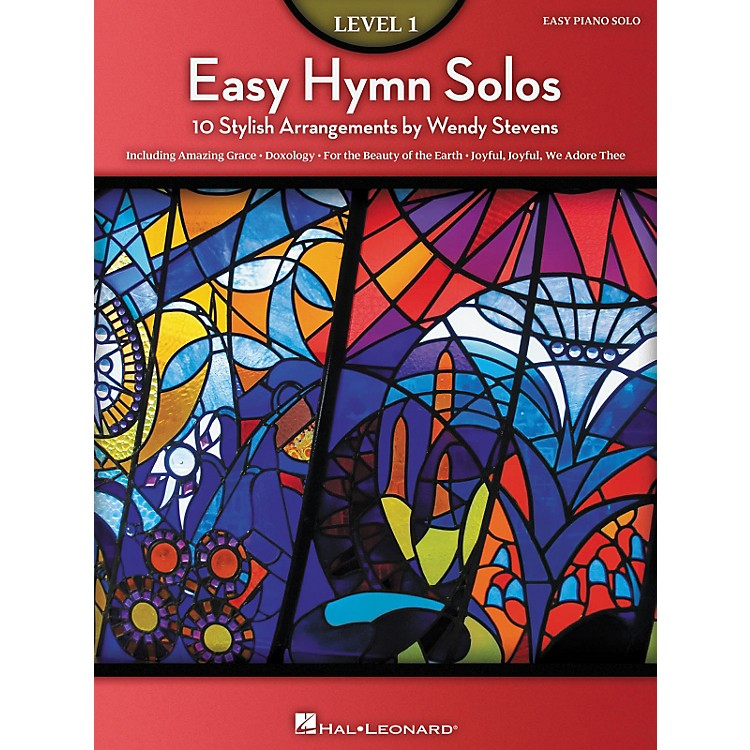 Hal Leonard Easy Hymn Solos - Level 1