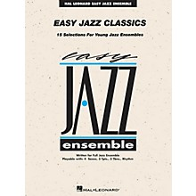 Hal Leonard Easy Jazz Classics - Trombone 4 Jazz Band Level 2