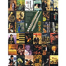 Music Minus One Easy Jazz Duets for 2 Flutes and Rhythm Section Music Minus One Series Softcover with CD by Various