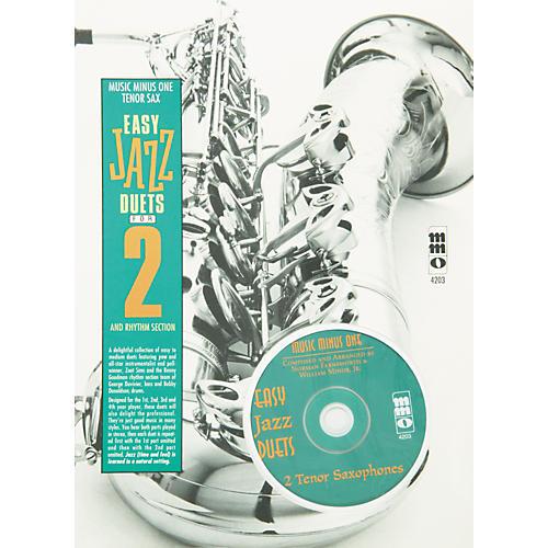 Hal Leonard Easy Jazz Duets