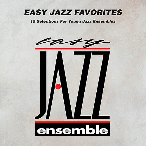 Hal Leonard Easy Jazz Favorites - CD Jazz Band Level 2 Composed by Various-thumbnail