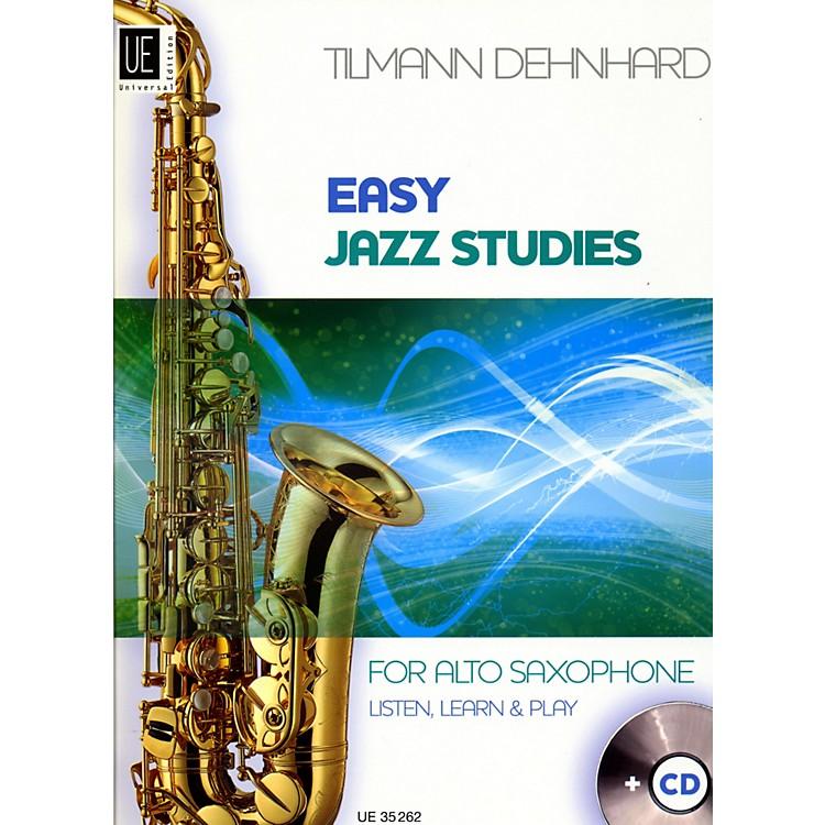 Theodore PresserEasy Jazz Studies (Book + CD)