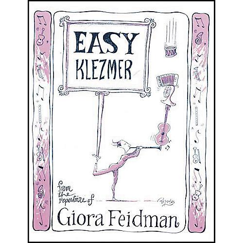 Tara Publications Easy Klezmer Book-thumbnail