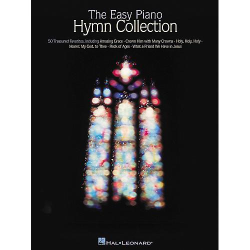 Hal Leonard Easy Piano Hymn Collection-thumbnail