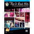 Alfred Easy Pop & Rock Instrumental Solos Tenor Sax Book & CD-thumbnail
