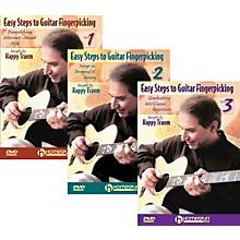 Homespun Easy Steps To Guitar Fingerpicking 1,2&3 (DVD)