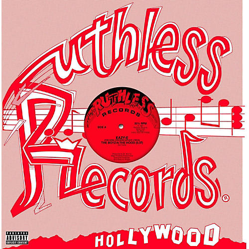 Universal Music Group Eazy-E - Boyz-N-The-Hood [LP]