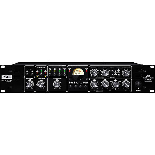 TL Audio Ebony A2 Tube Stereo Processor
