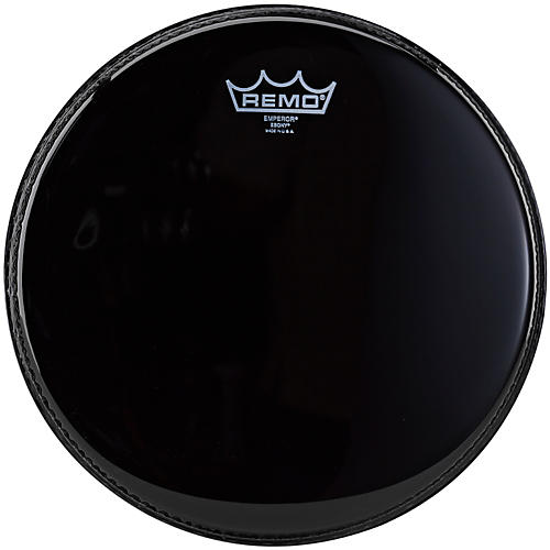 Remo Ebony Emperor Batter Drum Head 12 in.