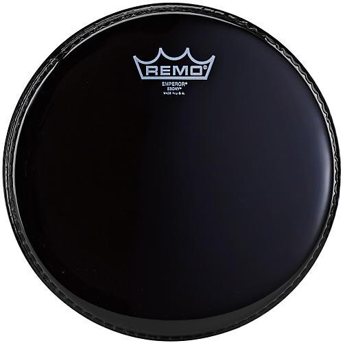 Remo Ebony Emperor Batter Drum Head 8 in.