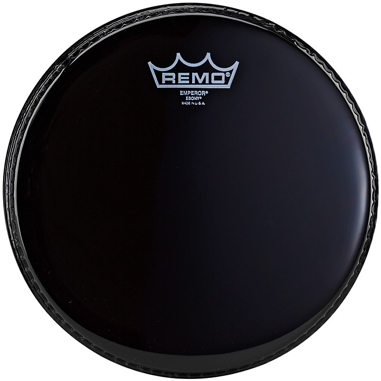 Remo Ebony Emperor Batter Drum Head 18