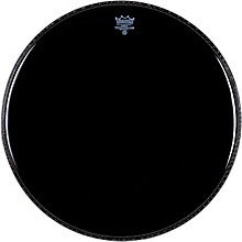 Remo Ebony Powerstroke 3 Resonant Bass Drum Head Level 1  26 in.