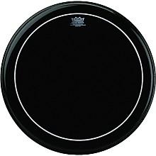 Remo Ebony Series Pinstripe Bass Drumhead 20 in.