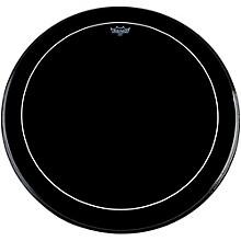 Remo Ebony Series Pinstripe Bass Drumhead 28 in.