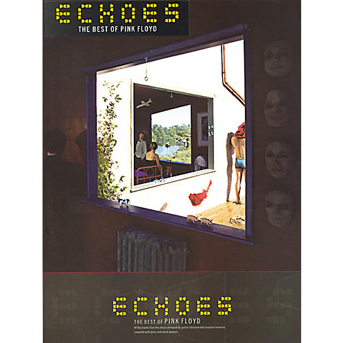 Music Sales Echoes - The Best of Pink Floyd Guitar Tab Songbook