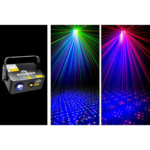 Chauvet Eclipse LED Laser Effect