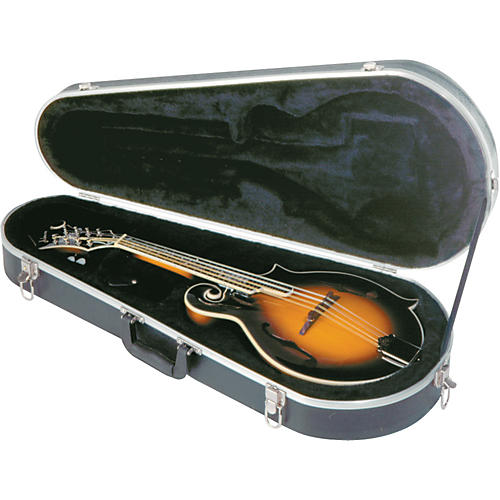 Musician's Gear Economy Mandolin Case for A and F Mandolins-thumbnail