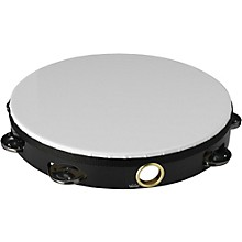 Remo Economy Tambourines 10 in. Single Row Jingles
