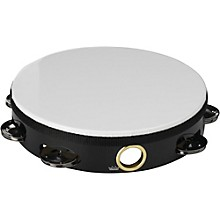 Remo Economy Tambourines 8 in. Single Row Jingles