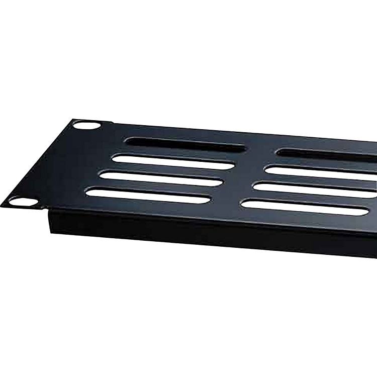 Raxxess Economy Vent Panel Black 1 Space