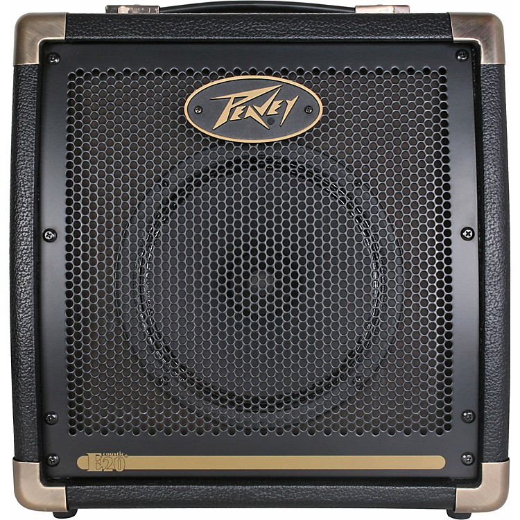Peavey Ecoustic E20 20W 1x8 Acoustic Combo Amp Brown