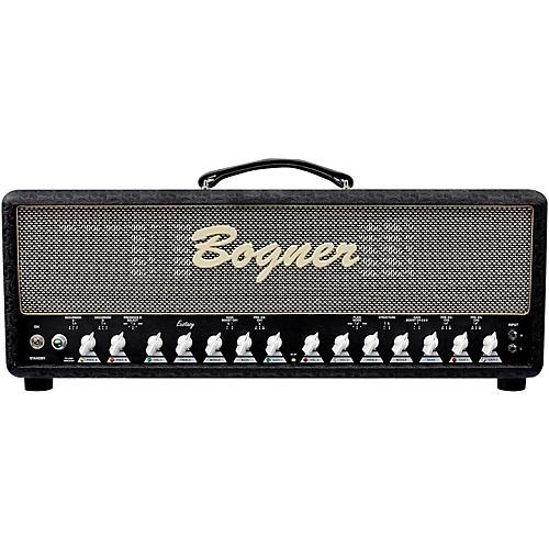 Bogner Ecstasy 101B 100W Tube Guitar Amp Head with EL34s Black