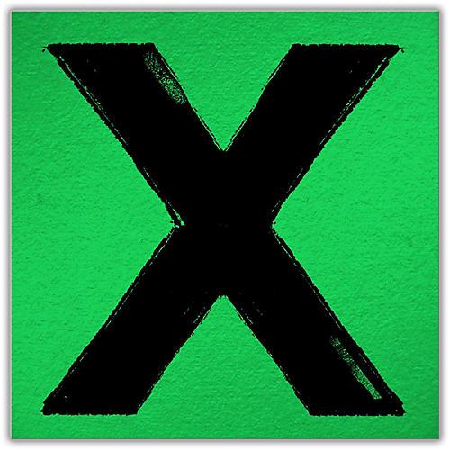 WEA Ed Sheeran - X (2Lp 180 Gram Vinyl)(45Rpm)-thumbnail