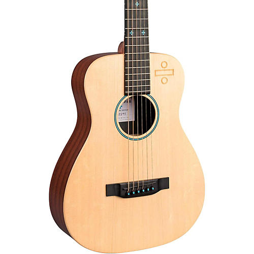 Martin Ed Sheeran 3 Divide Signature Edition Little Martin Acoustic-Electric Guitar