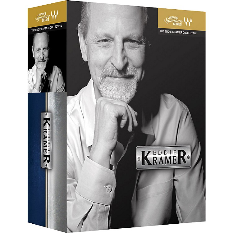 Waves Eddie Kramer Artist Signature Collection Native Software  Download