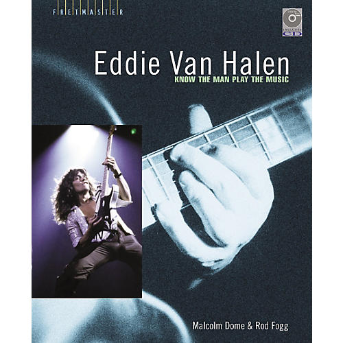 Backbeat Books Eddie Van Halen - Know the Man, Play the Music Book