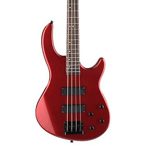 Dean Edge 10 Active Electric Bass with Active Electronics Metallic Red