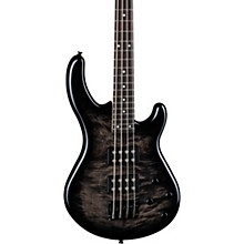 Dean Edge 2 Burled Maple Electric Bass Guitar