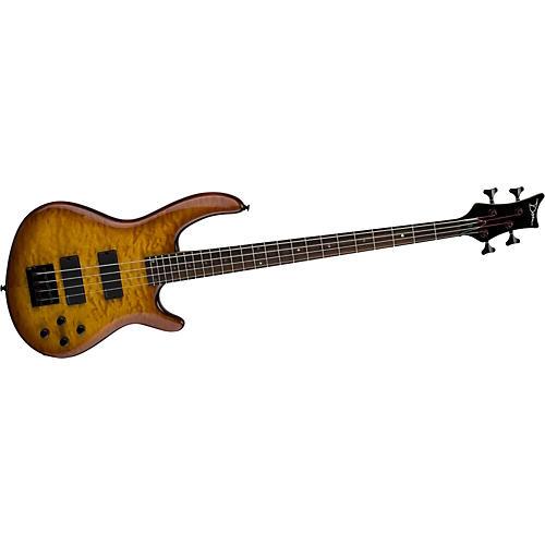 Dean Edge Q4 4-String Bass Quilted