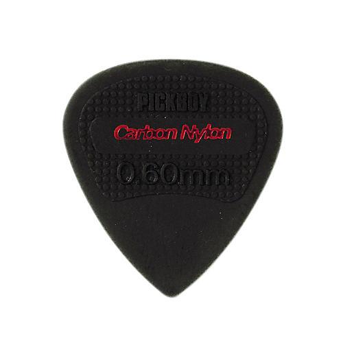 Pick Boy Edge, Sharp Tip, Carbon/Nylon Guitar Picks (10-pack)