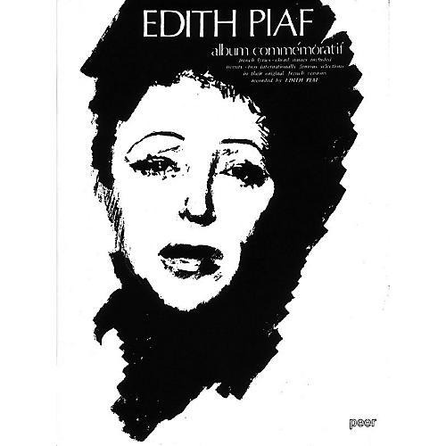 Hal Leonard Edith Piaf Album Commemor Peer Music Series-thumbnail