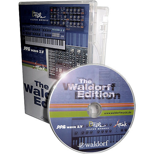 Waldorf Edition Soft-Synth SuperPak