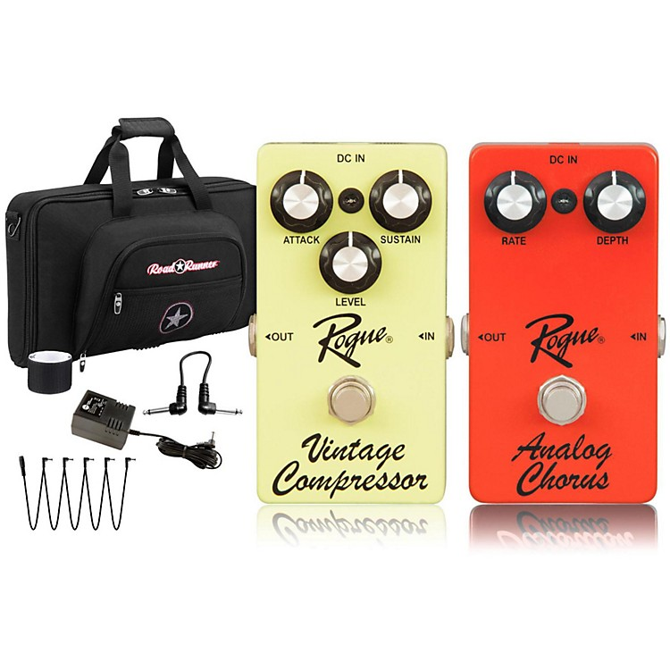 Rogue Effects Pedal Pack COMPRESSOR & CHORUS