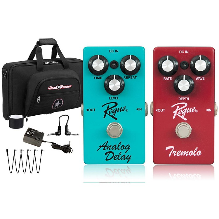RogueEffects Pedal PackTREMOLO & BLUES
