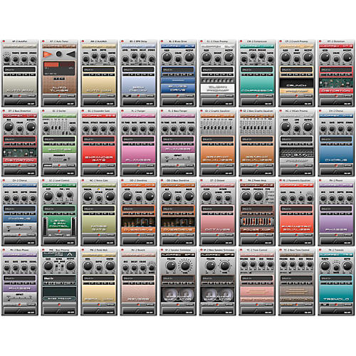 Audiffex Effects Pedals Software Download