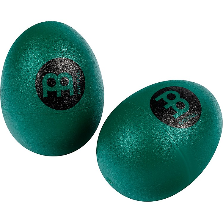 NinoEgg Shaker (Pair)Green
