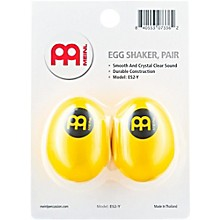 Meinl Egg Shaker (Pair) Yellow