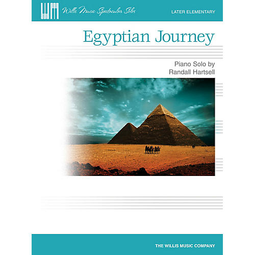 Willis Music Egyptian Journey (Later Elem Level) Willis Series by Randall Hartsell-thumbnail