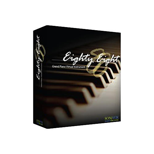 Sonivox Eighty Eight Grand Piano Virtual Instrument