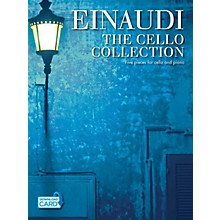 Chester Music Einaudi - The Cello Collection (Book with Online Audio) Music Sales America Series Softcover Audio Online
