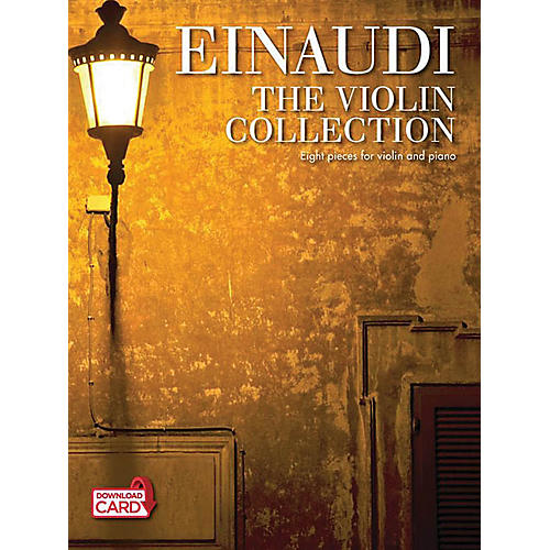 Chester Music Einaudi - The Violin Collection Music Sales America Series Softcover Audio Online-thumbnail